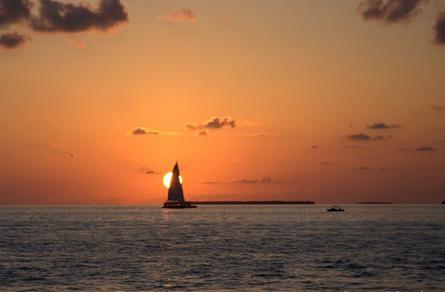 佛罗里达海堤自驾 一路