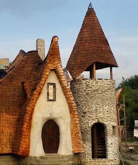 罗马尼亚天然城堡旅店开业在即