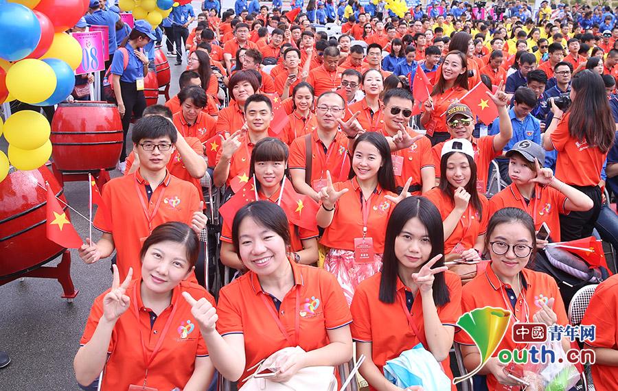 第三届中越青年大联欢活动在越南启幕