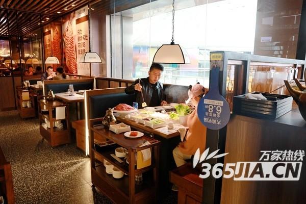 阳区100多家餐饮店恢复堂食