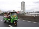 泰国出租车 五彩斑斓中