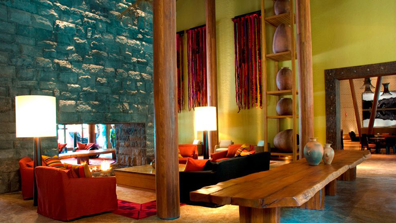 秘鲁最奢华度假地:坦博德尔酒店2