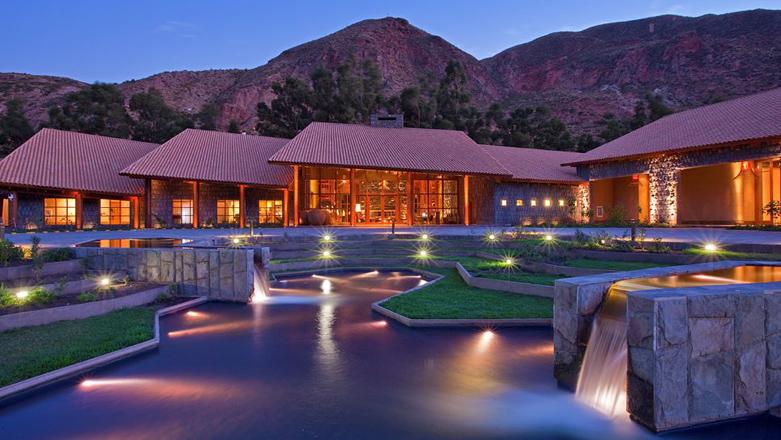 秘鲁最奢华度假地:坦博德尔酒店1