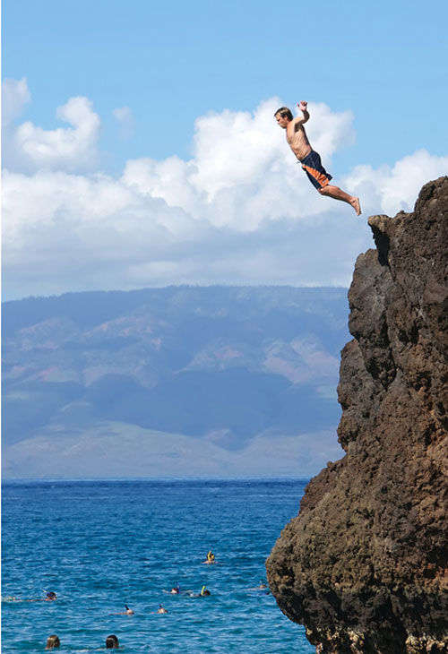 """跟风""""星跳跃"""" 搜罗跳水好去处"""