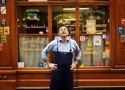 法国里昂艺术美食之旅 厨子比艺术家可爱