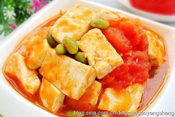 豆腐三种吃法抗衰又防癌